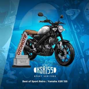 Otomotif Award 2020 Best Sport Retro