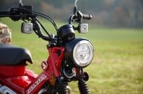 Honda Trekking CT 125 (2)