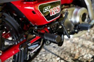 Honda Trekking CT 125 (5)