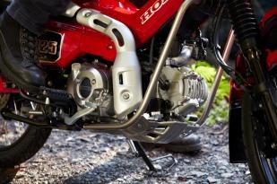 Honda Trekking CT 125 (6)