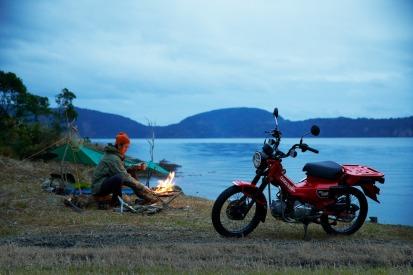 Honda Trekking CT 125 (8)
