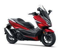 Honda Forza Candy Rosy Red