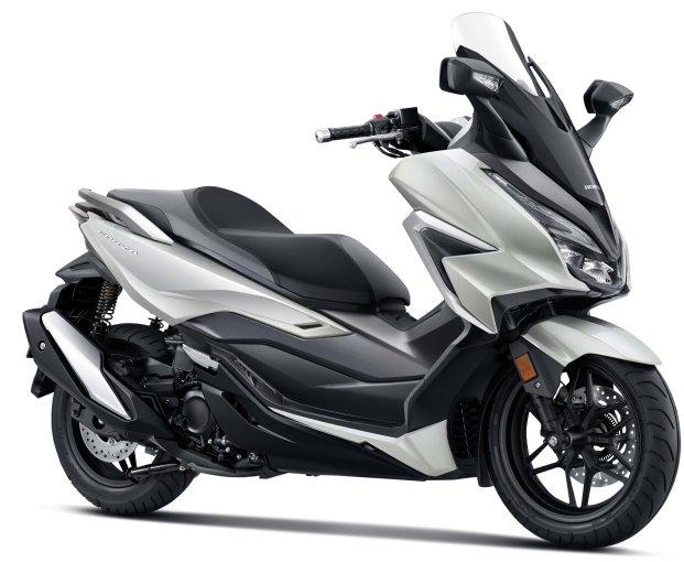 Honda Forza Grey