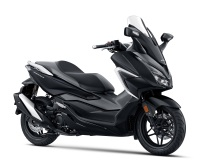 Honda Forza Mat Gunpowder Black Metallic