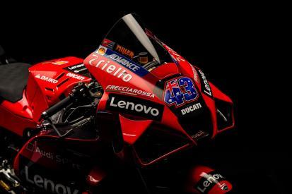 Desmosedici Ducati MotoGP Liveri 2021 Jack Miller Bagnaia (17)