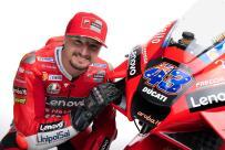 Desmosedici Ducati MotoGP Liveri 2021 Jack Miller Bagnaia (22)