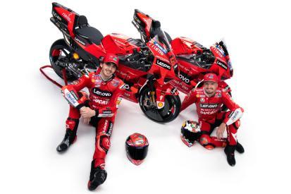 Desmosedici Ducati MotoGP Liveri 2021 Jack Miller Bagnaia (28)