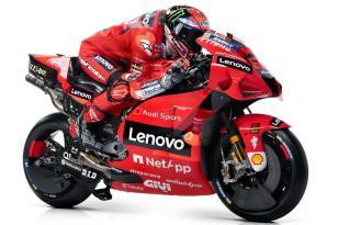 Desmosedici Ducati MotoGP Liveri 2021 Jack Miller Bagnaia (29)