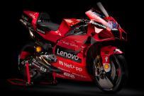 Desmosedici Ducati MotoGP Liveri 2021 Jack Miller Bagnaia (7)