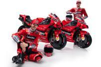 Desmosedici Ducati MotoGP Liveri 2021 Jack Miller Bagnaia